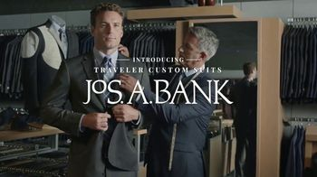 JoS. A. Bank Traveler Custom Suit TV Spot, 'Selection to Stitch to Store' - Thumbnail 2