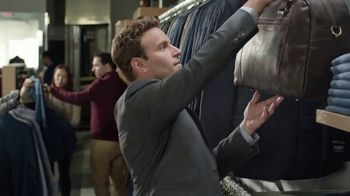 JoS. A. Bank Traveler Custom Suit TV Spot, 'Selection to Stitch to Store' - Thumbnail 4