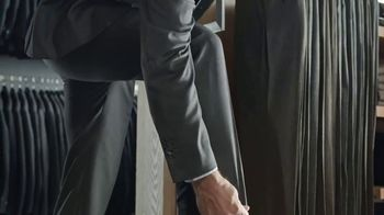 JoS. A. Bank Traveler Custom Suit TV Spot, 'Selection to Stitch to Store' - Thumbnail 5