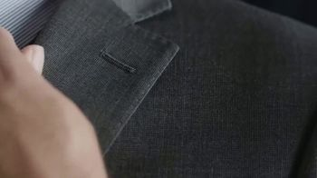 JoS. A. Bank Traveler Custom Suit TV Spot, 'Selection to Stitch to Store' - Thumbnail 6
