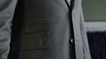 JoS. A. Bank Traveler Custom Suit TV Spot, 'Selection to Stitch to Store' - Thumbnail 7