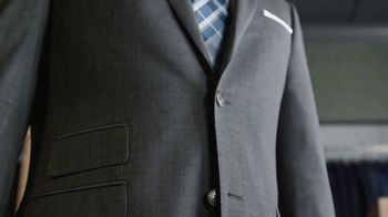 JoS. A. Bank Traveler Custom Suit TV Spot, 'Selection to Stitch to Store' - Thumbnail 8
