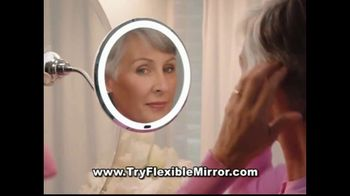 Flexible Mirror TV Spot, 'Adjustable' - Thumbnail 6