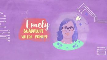 TECHNOLOchicas TV Spot, 'Emely Guadalupe: ingeniera de software en AT&T' [Spanish]