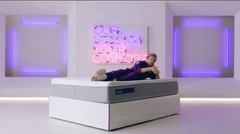 Purple Mattress TV Spot, 'Greatest Scientific Marvel Since John Stamos: Free Sheets' - Thumbnail 1