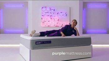 Purple Mattress TV Spot, 'Greatest Scientific Marvel Since John Stamos: Free Sheets' - Thumbnail 2