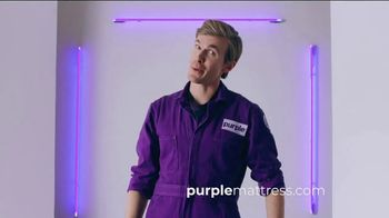 Purple Mattress TV Spot, 'Greatest Scientific Marvel Since John Stamos: Free Sheets' - Thumbnail 5