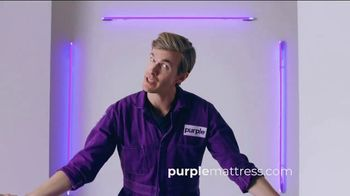 Purple Mattress TV Spot, 'Greatest Scientific Marvel Since John Stamos: Free Sheets' - Thumbnail 7