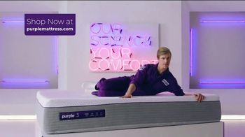 Purple Mattress TV Spot, 'Greatest Scientific Marvel Since John Stamos: Free Sheets' - Thumbnail 9