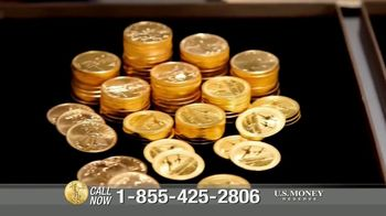 U.S. Money Reserve TV Spot, 'Wheel of Fortune' Featuring Chuck Woolery - Thumbnail 4