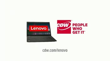 CDW TV Spot, 'CDW Orchestrates a Productivity-On-the-Go Solution' - Thumbnail 8