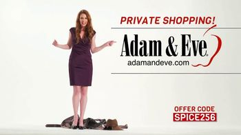 Adam & Eve TV Spot, 'No Need to Hide Anymore'