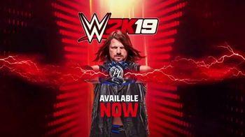 WWE 2K19 TV Spot, 'Accolades' - Thumbnail 9