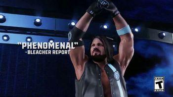 WWE 2K19 TV Spot, 'Accolades' - Thumbnail 1