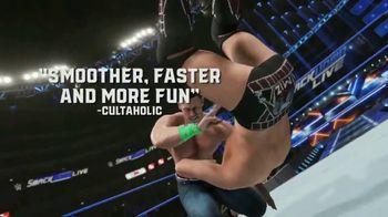 WWE 2K19 TV Spot, 'Accolades' - Thumbnail 2