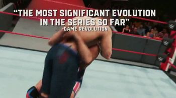 WWE 2K19 TV Spot, 'Accolades' - Thumbnail 3