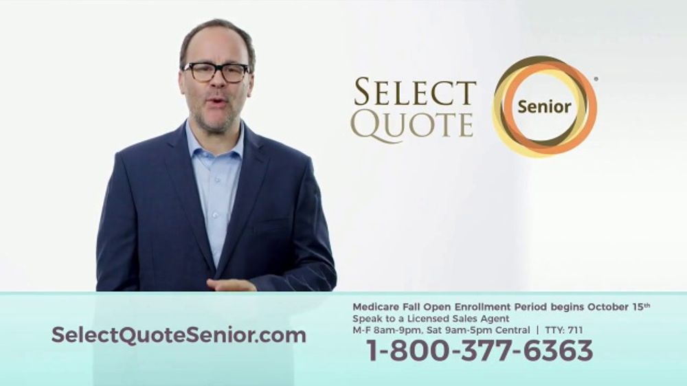 Select Quote Senior TV Commercial, 'Cutting Through the Clutter'
