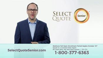 Select Quote Senior TV Spot, 'Cutting Through the Clutter'