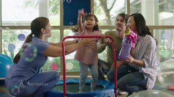 Ascension Health TV Spot, 'Pediatrics' - Thumbnail 7
