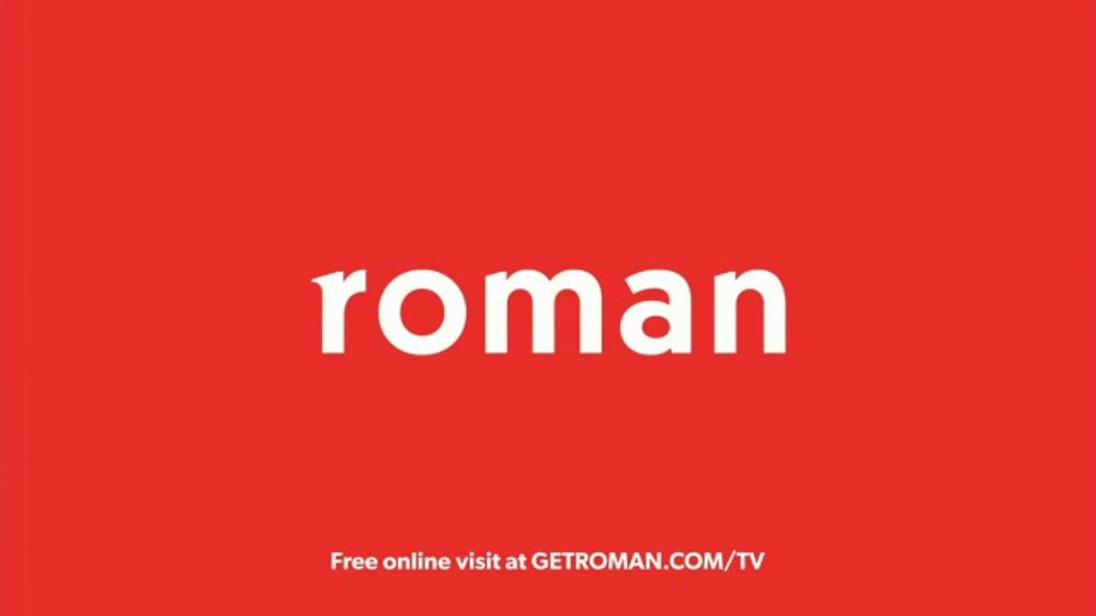 Roman TV Commercial, 'Half of All Guys'