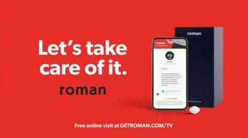 Roman TV Spot, 'Half of All Guys' - Thumbnail 9