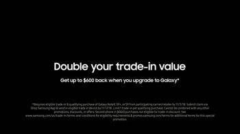 Samsung Galaxy Note9 TV Spot, 'All the Power You Need: Double Trade-in Value' - Thumbnail 10