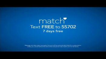 Match.com TV Spot, 'Catherine' - Thumbnail 10