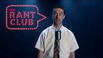 Visit Las Vegas TV Spot, 'The Rant Club: I Invited You'