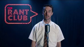 Visit Las Vegas TV Spot, 'The Rant Club: I Invited You'