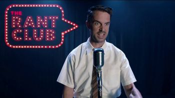 Las Vegas Convention and Visitors Authority TV Spot, 'The Rant Club: I Invited You' - Thumbnail 5