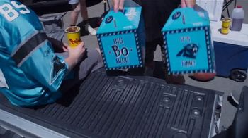 Bojangles' 8-Pc. Tailgate Special TV Spot, 'Carolina Panthers Big Bo Box' - Thumbnail 2