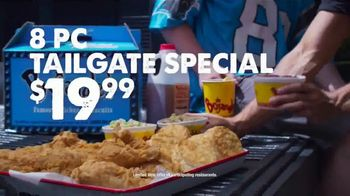 Bojangles' 8-Pc. Tailgate Special TV Spot, 'Carolina Panthers Big Bo Box' - Thumbnail 3