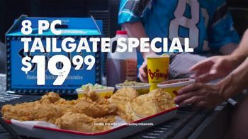 Bojangles' 8-Pc. Tailgate Special TV Spot, 'Carolina Panthers Big Bo Box' - Thumbnail 4