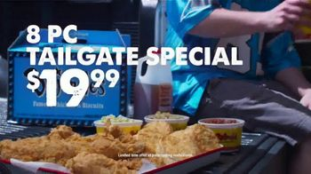 Bojangles' 8-Pc. Tailgate Special TV Spot, 'Carolina Panthers Big Bo Box' - Thumbnail 7