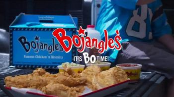 Bojangles' 8-Pc. Tailgate Special TV Spot, 'Carolina Panthers Big Bo Box' - Thumbnail 8