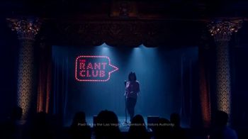 Las Vegas Convention and Visitors Authority TV Spot, 'The Rant Club: Traffic' - Thumbnail 1