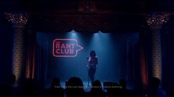 Visit Las Vegas TV Spot, 'The Rant Club: Traffic' - Thumbnail 1
