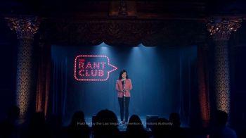 Visit Las Vegas TV Spot, 'The Rant Club: Traffic' - Thumbnail 2