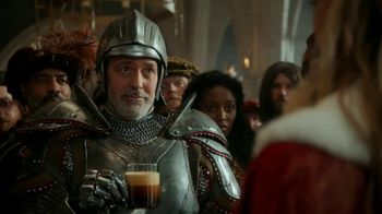 Nespresso TV Spot, 'The Quest' Featuring George Clooney, Natalie Dormer, Song by Peter Gabriel - 1686 commercial airings