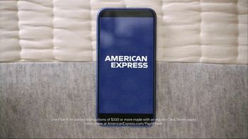 American Express Pay It Plan It TV Spot, 'Mattress Shopping' Featuring Tina Fey - Thumbnail 7