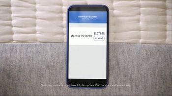 American Express Pay It Plan It TV Spot, 'Mattress Shopping' Featuring Tina Fey - Thumbnail 8