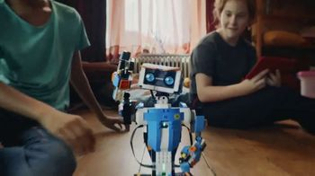 LEGO BOOST TV Spot, 'Let's Do Something Awesome'