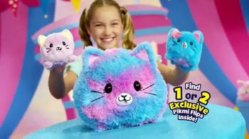 Pikmi Pops Giant Pikmi Flips! TV Spot, 'Cotton Candy Series'