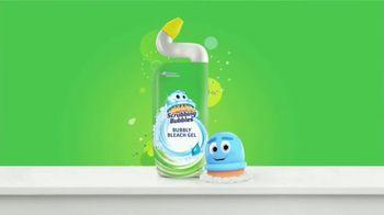 Scrubbing Bubbles Bubbly Bleach Gel TV Spot, 'Pasear a Cupcake no es como dar un paseo por el parque' [Spanish] - Thumbnail 7