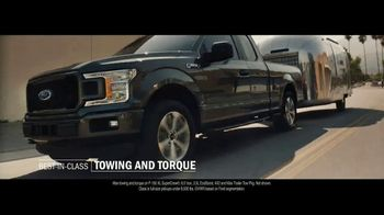 2018 Ford F-150 TV Spot, 'The Force That Moves the Brave' [T2] - Thumbnail 3