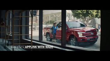 2018 Ford F-150 TV Spot, 'The Force That Moves the Brave' [T2] - Thumbnail 5