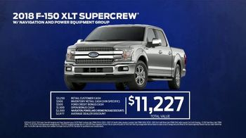 2018 Ford F-150 TV Spot, 'The Force That Moves the Brave' [T2] - Thumbnail 9