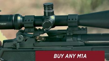 Springfield Armory M1A TV Spot, 'Three Free Mags'