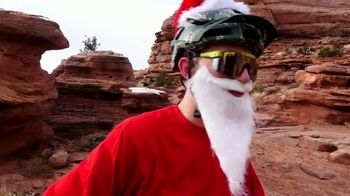 Moab Area Travel Council TV Spot, 'Winter in Moab: Santa Biker'
