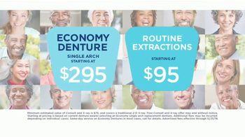 Affordable Dentures TV Spot, 'Get Your Smile Back' - Thumbnail 6